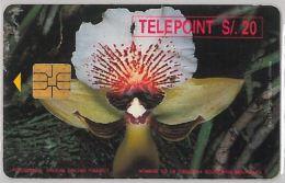 PHONE CARD PERU' (E14.19.1 - Peru