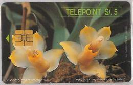 PHONE CARD PERU' (E14.19.2 - Peru