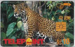 PHONE CARD PERU' (E14.19.3 - Peru