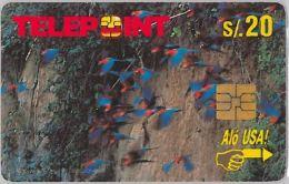 PHONE CARD PERU' (E14.19.5 - Peru
