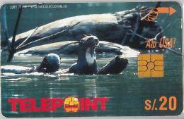 PHONE CARD PERU' (E14.19.8 - Peru