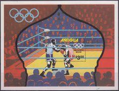 ANTIGUA 1980 Nº HB-46 NUEVO - Antigua Y Barbuda (1981-...)
