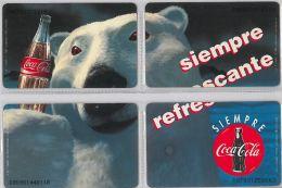 PUZZLE 4 PHONE CARD PERU' (E14.20.5 - Peru