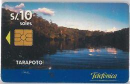PHONE CARD PERU' (E14.21.5 - Peru