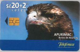 PHONE CARD PERU' (E14.23.5 - Peru