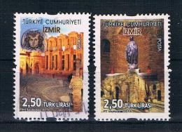 Türkei 2015 Izmir Mi.Nr. 4161/63 Gestempelt - 1921-... Repubblica