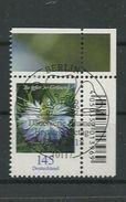ALEMANIA 2018 - Blumen - Used Stamps