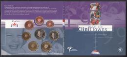 NETHERLANDS  EURO SET 1999 BU FOC - Netherlands