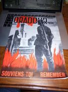 CB7 Journal Oradour Sur Glane Souviens-toi 24pages - Weltkrieg 1939-45