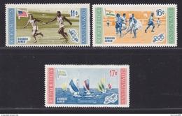 DOMINICAINE AERIENS N°  129 à 131 ** MNH Neufs Sans Charnière, TB  (D2443) - Dominican Republic