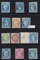 GC Annuler Lot 01 - 1849-1876: Période Classique