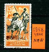 SPAGNA - Year 1958 - SAHARA  SPAGNOLA - Nuovo - News - Fraiche -frisch - MLH.* - Sahara Spagnolo