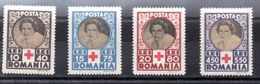 Serie De Rumania N ºYvert 819/22 (**) - 1918-1948 Ferdinand, Charles II & Michael