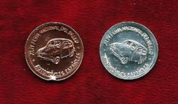 España - SEAT 600 - 2 Medallas - Spain
