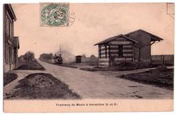 0272 - S&O - Tramway De Maule à Versaille - Maule