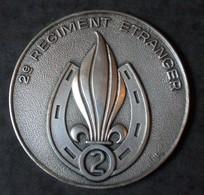 MEDAILLE  - 2 EME REGIMENT ETRANGER -  FIA - Other