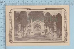 Montreal Quebec Canada - Arc Square Viger Congrès Eucharistique 1910 - Carte Postale Postcard - Montreal