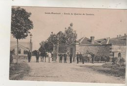 Sainte MENEHOULD - Entrée Du Quartier De La Cavalerie - Kasernen