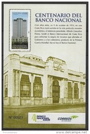 Costa Rica (2014) - Block -   /  Banco - Banque - National Bank - Costa Rica