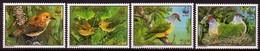 Cook Islands 1989 Yvertn° 994-997 *** MNH Cote 15 Euro Faune Oiseaux Vogels Birds WWF - Cook