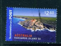 AUSTRALIA  -  2007  Islands  $2.60  International Post  Sheet Stamp  Used As Scan - Oblitérés