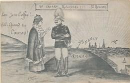 54) AMANCE : Illustration De F. Ragot - Humour Guerre De 1914 - (//) - Autres Communes