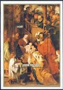 Cook Islands 1989 Yvertn° Bloc 193 *** MNH Cote 18 Euro Noël Kerstmis Christmas Rubens - Cook