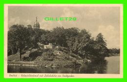 GERMANY -  BCELAU - KOLONIALDENKINAL MIT LIEBICHSHOHE AM STADTGCABEN - Allemagne