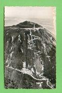 CPSM  FRANCE  63  ~  Le PUY De DÔME  ~  193  L'Autoroute Et La Voie Romaine  ( C.A.P.. Dentelée 1951 )  2 Scans - Autres Communes