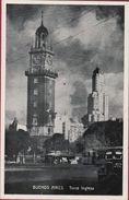 Argentina Argentine Buenos Aires Argentinie Torre Inglesa - Argentine