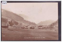 DISTRICT D'AIGLE - COL DES MOSSES - TB - VD Vaud