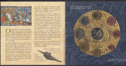 BELGIUM  EURO SET 2002 BU FOC Incl. MEDAL - Belgium