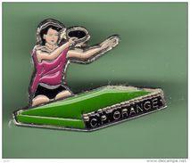 TENNIS DE TABLE *** C.P ORANGE *** A002.... - Table Tennis