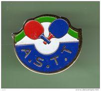 TENNIS DE TABLE *** A.S.T.T *** A002.... - Table Tennis
