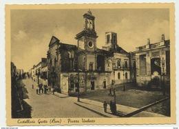 Castellana Grotte (Bari) - Piazza Umberto - Non Viaggiata (anni Cinquanta) - Bari