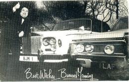 COMEDIAN - BERNARD MANNING - Entertainers