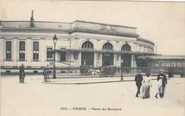 Paris - Gare De Sceaux - Pariser Métro, Bahnhöfe