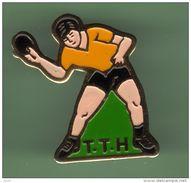 TENNIS DE TABLE *** T.T.H *** A002.... - Table Tennis