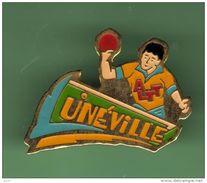 TENNIS DE TABLE *** UNEVILLE ALTT *** A002.... - Table Tennis