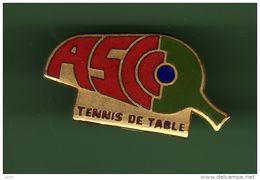 TENNIS DE TABLE *** ASC *** A002.... - Table Tennis