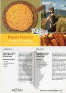 """Marano Vicentino (VI) - """" Il Mais Marano """" - - Ricette Di Cucina"""