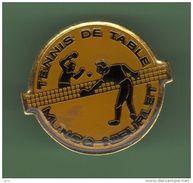 TENNIS DE TABLE *** MUNCO-NIEURLET *** A002.... - Table Tennis