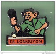 TENNIS DE TABLE *** ES LONGUYON *** A002.... - Table Tennis