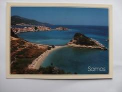 Griekenland Greece Samos Nice Panorama - Griekenland