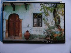 Griekenland Greece Authentic Old House Georges Meis - Griekenland