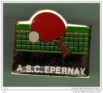 TENNIS DE TABLE *** A.S.C EPERNAY *** A002.... - Table Tennis
