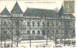 (59) Nord - CPA - Roubaix - Ecole Des Beaux-Arts - Roubaix