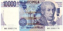 Italy P.112c 10000 Lire 1995  Unc - [ 2] 1946-… : Républic