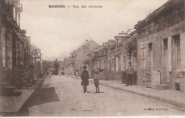72 - MAMERS - Rue Des Carrières - Mamers