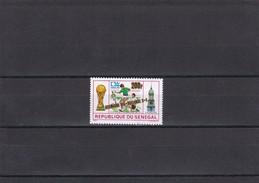 Senegal Nº 407 - Copa Mundial